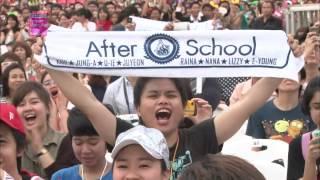 Video 【TVPP】After School - Bangkok City, 애프터스쿨 - 방콕 시티 @ Korean Music Wave in Bangkok Live download MP3, 3GP, MP4, WEBM, AVI, FLV November 2017