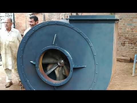 ID FAN - ID Fan In Boiler - ID Fan In Boiler Iron Beat Engineering