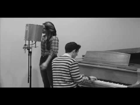 Through With You- Maroon 5 (Cover) Amy Whitcomb & Jake Justice