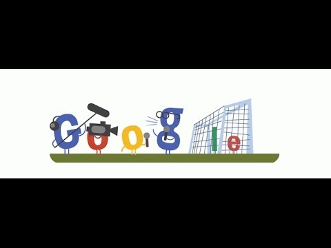 Google Doodle Soccer - FIFA World Cup 2014