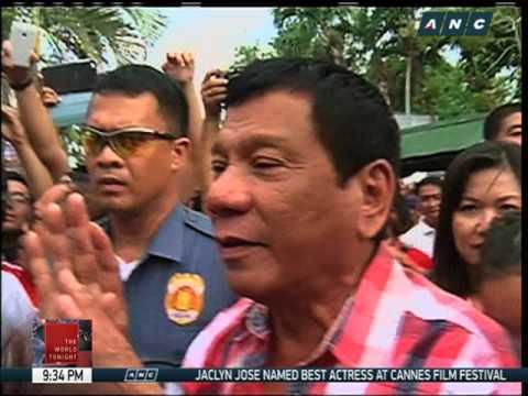 Dureza: Duterte hurdled personal problems
