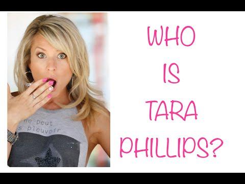 Tara Phillips  Who's Tara Phillips?  Subscribe!