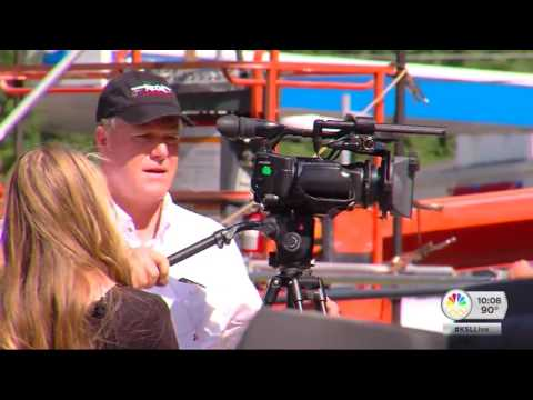 Hollywood stars shoot feature film in Farmington, give big boost to local economy