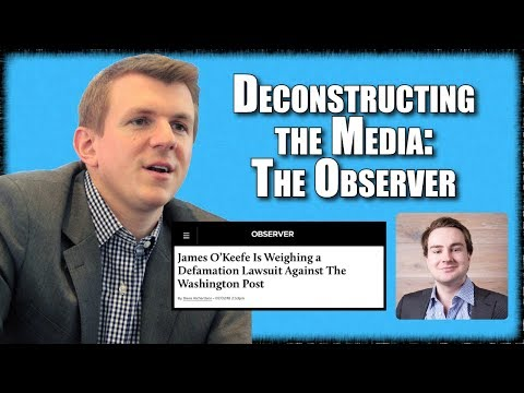 Deconstructing the Media: The Observer