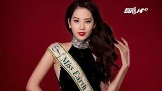 (VTC14)_Nam Em nói về chuyện người đẹp và tiếng Anh tại các cuộc thi nhan sắc quốc tế