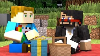 GOING ON A DATE (Minecraft Animation)