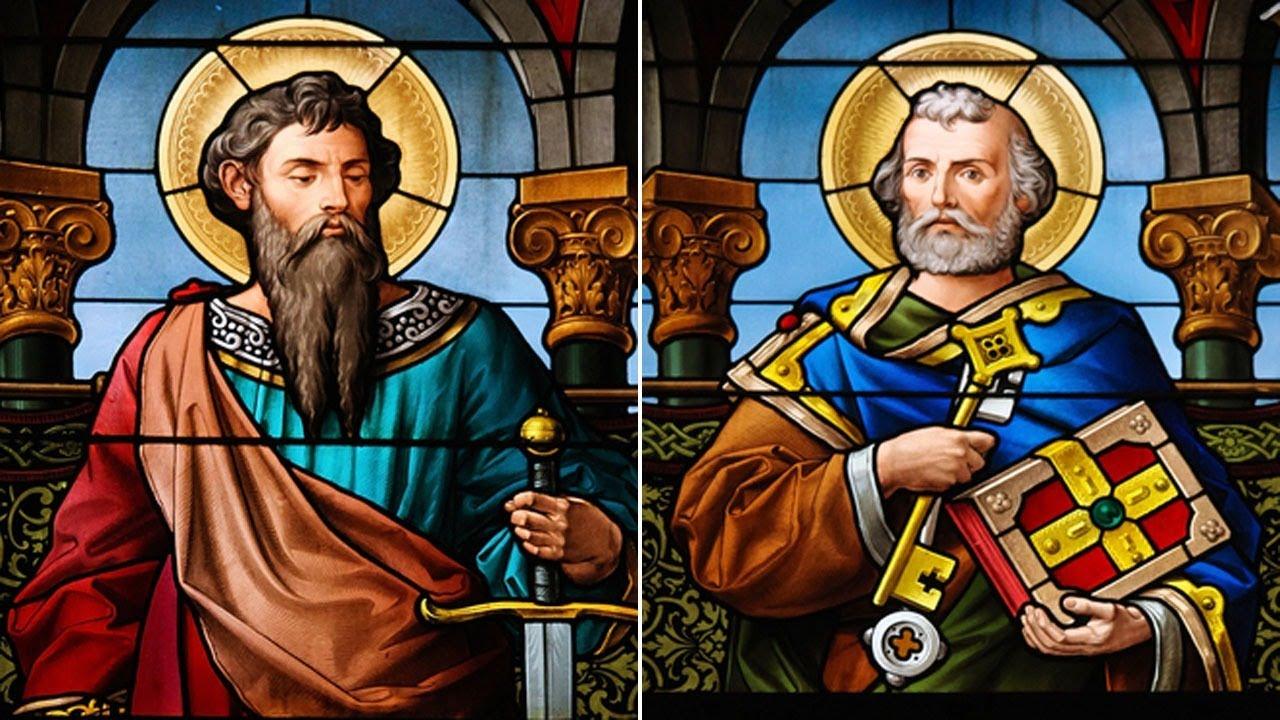 Misa Domingo 19hs. Solemnidad San Pedro y San Pablo