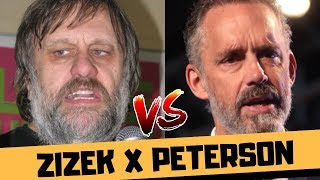 MARXISMO VS CAPITALISMO - ZIZEK X JORDAN PETERSON: QUEM GANHOU?!