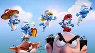 Smurfs: The Lost Village, trailer /
