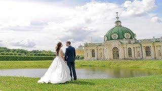 Наталья и Константин красивый динамичный свадебный клип (на песню Paradise - Coldplay)