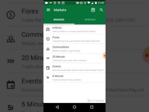 binary options forex trading Mobile