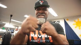 SHANNON BRIGGS PREDICTS LOGAN PAUL KNOCKS OUT KSI! WANTS PAUL TO FIGHT CANELO!