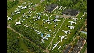 видео Центральный музей Военно-воздушных сил РФ