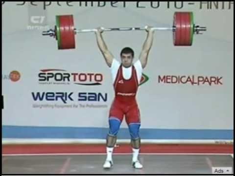 Tigran Martirosyan World Champion 2010