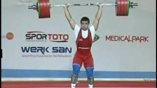 Tigran Martirosyan World Champion 2010