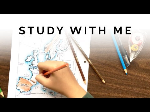 Study With Me: February 4, 2017