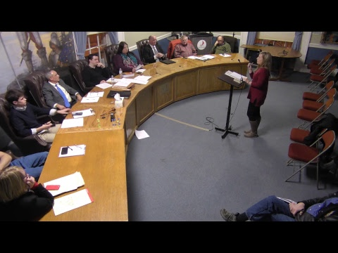 City of Plattsburgh, NY Meeting  3-12-19