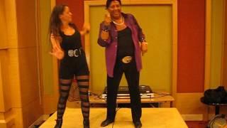 Видео: Eddie Torres & Shani Talmor - Pachanga - Istanbul dance Festival 2013 music