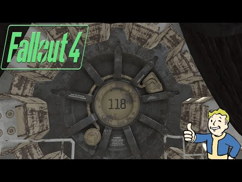 "Fallout 4 Far Harbor ""Vault 118"""