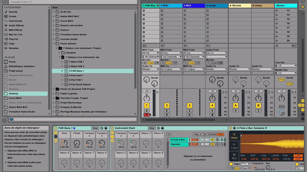 How to chop beats with ableton simpler's slice mode | musicradar.