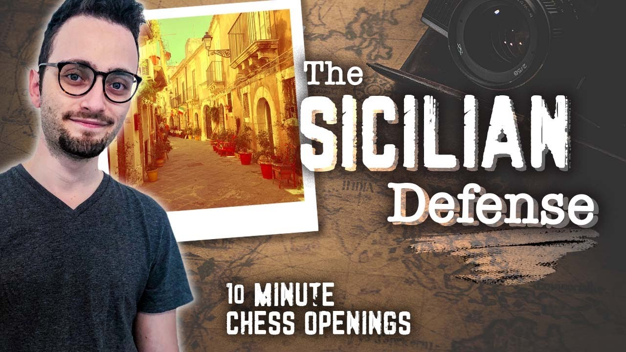 Download The Sicilian Defense | 10-Minute Chess Openings