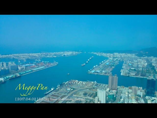 [20170402] 君鴻58樓夜景&85大樓觀景台(85 Sky Tower)