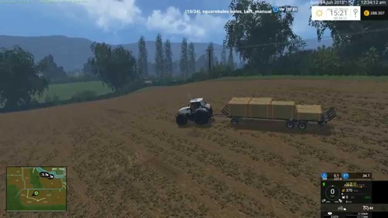 Farming Simulator 2015 Fliegl DPW 180