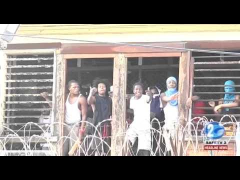 MASSIVE TRANSFER OF PRISONERS TO MAZARUNI PRISON HAS BEGUN