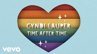 Cyndi Lauper - Time After Time (Official Lyric Video)
