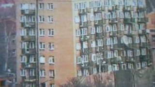 Wyburzanie Wieżowca w Gdańsku - Relacja