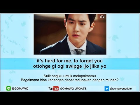 Easy Lyric CHEEZE - HARD FOR ME (OST. Rich Man) by GOMAWO [Indo Sub]