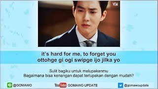 Easy Lyric CHEEZE - HARD FOR ME (OST. Rich Man) by GOMAWO [Indo Sub] Mp3