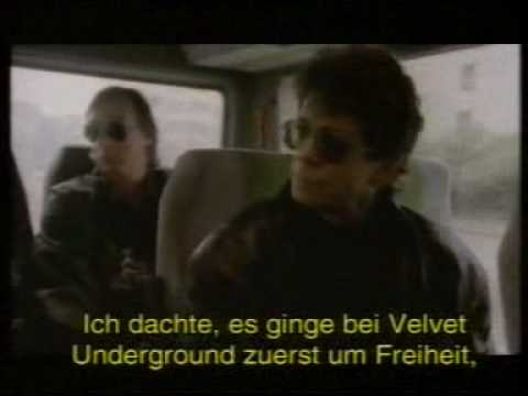 Lou Reed and Vaclav Havel I