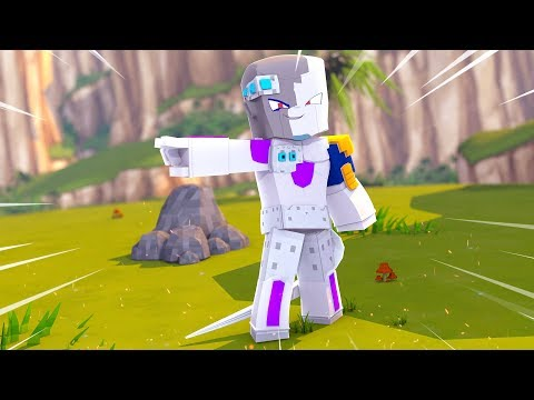 Minecraft - FREEZA ANDROID ! - DRAGON BLOCK SUPER  ‹ LOKI ›