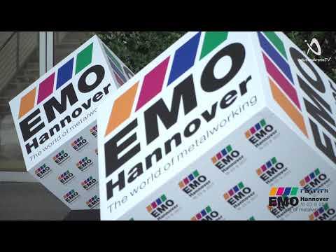 Platit at EMO 2017