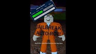 ROBLOX JAILBREAK AUTO ROB SCRIPT [TRABALHO] [13 DE JULHO]!