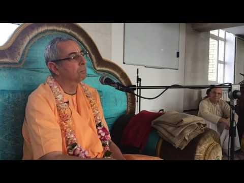 Чайтанья Чаритамрита Ади 17.26-28 - Ниранджана Свами