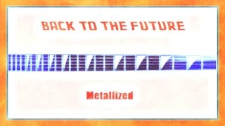🎼 Back To The Future Main Theme - Metallized (Metal Cover)
