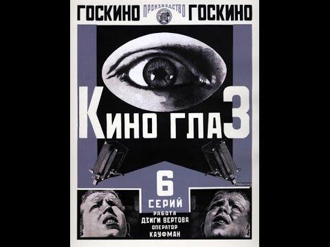 """""""Cineocchio"""" (URSS, 1924), di Dziga Vertov"""