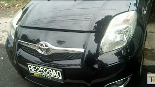 Review Toyota Yaris J automatic 4speed Indonesia