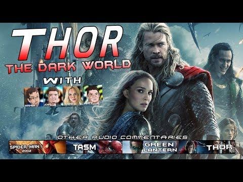 Thor The Dark World Audio Commentary