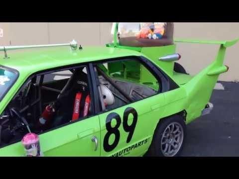 'The Homer' Car In Real Life: Porcubimmer Motors Creates Homer Simpson-Designed Race Car (VIDEO)