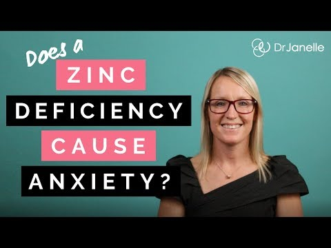 Zinc, Anxiety And Depression | Is This Simple Mineral Deficiency Keeping You Unwell?
