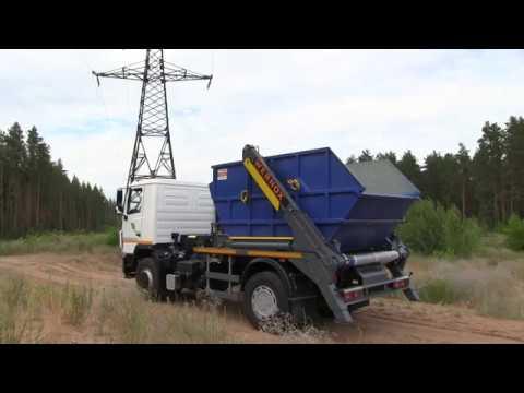 Бункеровоз WERNOX 8 тонн на шасси МАЗ 5340