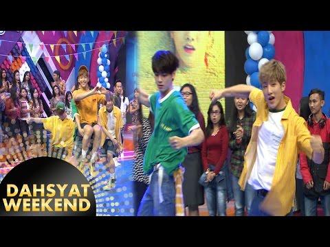Para Personil Astro Goyang Bang Jali [DahSyat Weekend] [22 Okt 2016]
