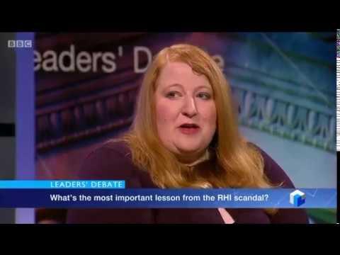 BBC NI  Leader&39;s debate AE15