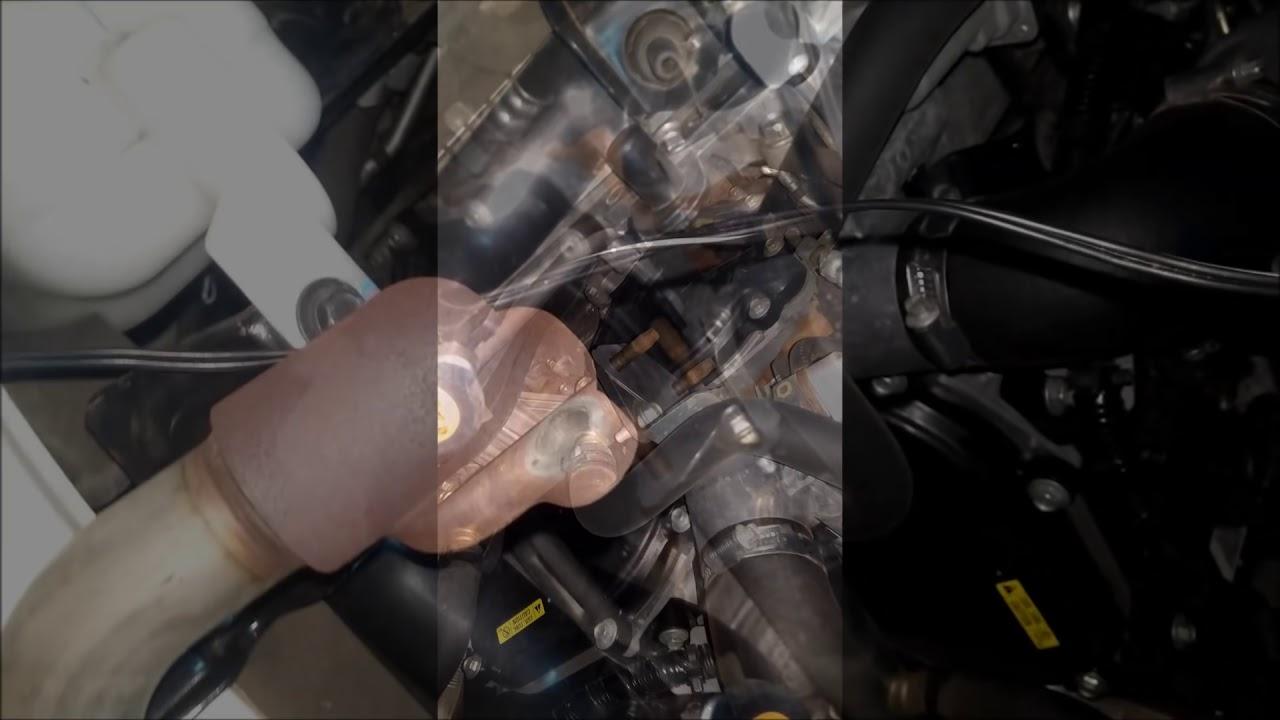 Nissan Navara EGR Blank YouTube