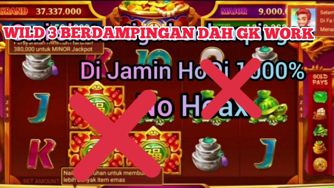 Trik Main Modal Sedekah Slot Duofu Duo Cai Higgs Domino Island Youtube