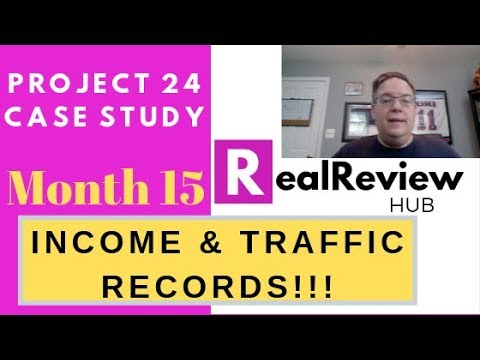 Project 24 Income School Month 15 Update- Record Month!