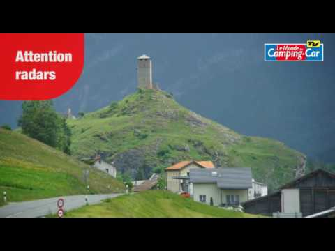 La Suisse en camping-car: les conseils de Christian, accompagnateur Thellier Voyages